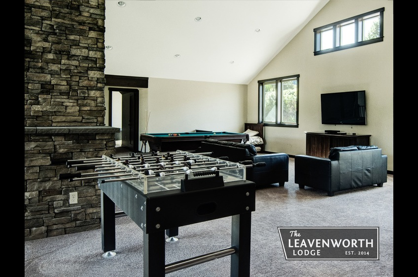 The Leavenworth Lodge Loft